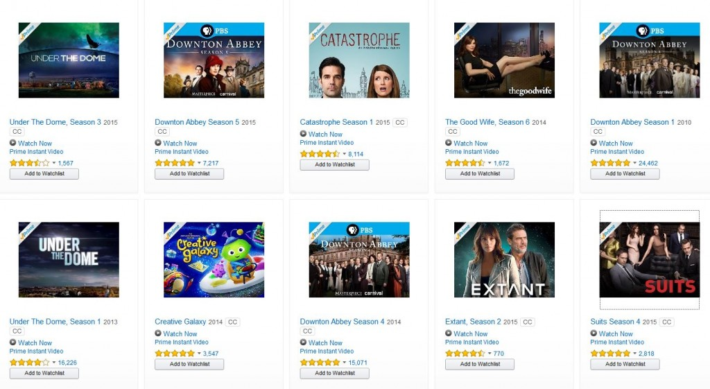amazon prime top 10 tv july